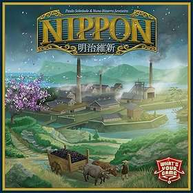What's Your Game? Nippon
