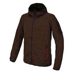 CMP Fleece Jacket Fix Hood 3H60847N (Uomo)