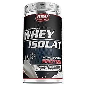 Best Body Nutrition Hardcore Competition Whey Isolat 0,5kg