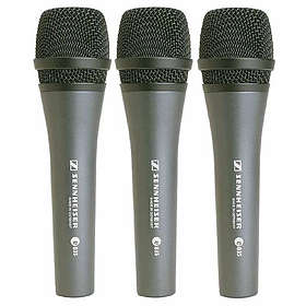 Sennheiser e 835 evolution 3 Pack