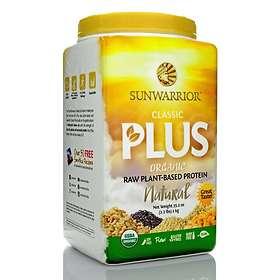 Sunwarrior Classic Plus Organic 1kg