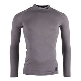Nike Pro Cool Compression LS Mock Shirt (Herr)