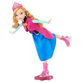 Disney Frozen Ice Skating Anna Doll CBC62