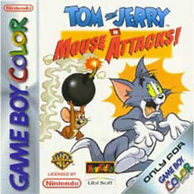 Tom and Jerry in Mouse Attacks (GBC)
