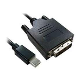 Cables Direct DVI-D Dual Link - DisplayPort Mini 3m