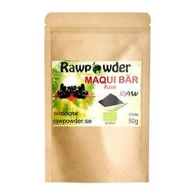 Rawpowder Maqui Bär Pulver Eko 50g