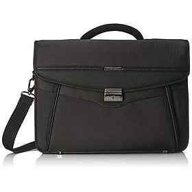 "Samsonite Desklite Briefcase 1 Gusset 15.6"""