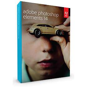 Adobe Photoshop Elements 14 Win Sve