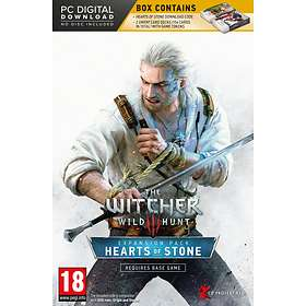 The Witcher 3: Wild Hunt - Hearts of Stone Expansion Pack Limited Edition