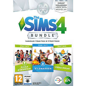 The Sims 4 Bundle - Outdoor Retreat (PC)