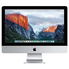 "Apple iMac (2015) - 1.6GHz DC 8GB 1TB 21.5"""