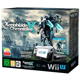 Nintendo Wii U Premium (+ Xenoblade Chronicles X)