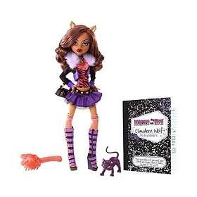 Monster High Original Favorites Clawdeen Wolf Doll BBC42