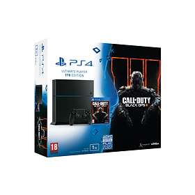 Sony PlayStation 4 1TB (inkl. Call of Duty: Black Ops III)