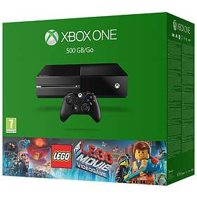 Microsoft Xbox One 500GB (incl. LEGO Movie: The Videogame)