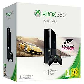 Microsoft Xbox 360 E 500GB (ml. Forza Horizon 2)