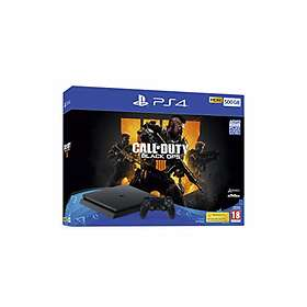 Sony PlayStation 4 500GB (incl. Call of Duty: Black Ops III)