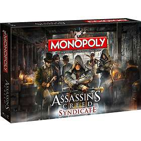 Hasbro Monopoly Assassin' s Creed Syndicate