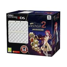 Nintendo New 3DS (+ New Style Boutique 2 & Coverplate)