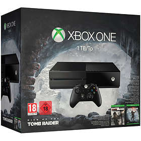 Microsoft Xbox One 1TB (incl. Rise of the Tomb Raider)