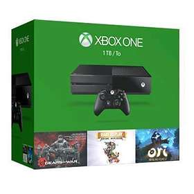 Microsoft Xbox One 1TB (incl. Gears of War + Rare Replay + Ori) - Holiday Bundle