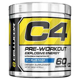 Cellucor C4 Explosive Energy 0,39kg