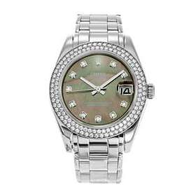 Rolex Pearlmaster 34 Diamonds 81339