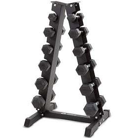 Abilica DumbbellRack Set HEX 2-9kg