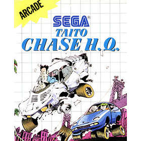 Taito Chase H.Q. (Master System)