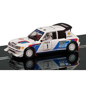 Scalextric Classic Collection Peugeot 205 T16 (C3591A)