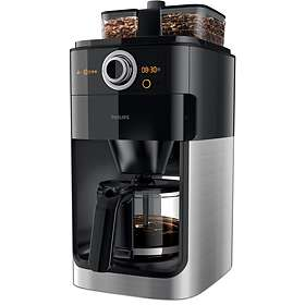 Philips HD7766 Grind & Brew