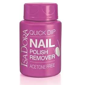 IsaDora Quick Dip Acetone Free Nail Polish Remover 50ml