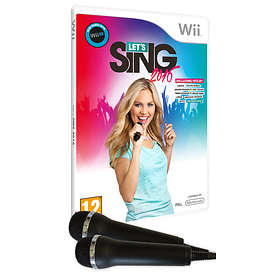 Let's Sing 2016 (+ 2 Microphones)