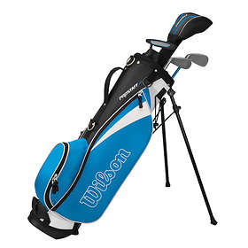 Wilson Prostaff HDX Junior (5-8 Yrs) with Carry Stand Bag