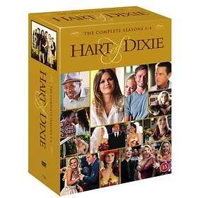 Hart of Dixie - Seasons 1-4