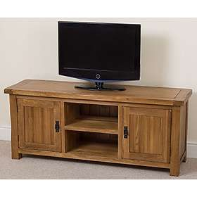 Oak Furniture King Cotswold Widescreen TV Stand 145x42cm