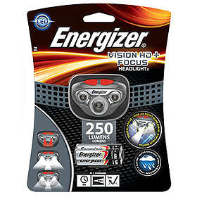 Energizer Vision HD Plus Focus LED