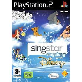 SingStar: Singalong with Disney (Svensk) (PS2)