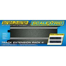 Scalextric Track Extension Pack 4 (C8526)