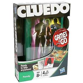Parker Brothers Cluedo (pocket)