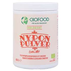Biofood Nyponpulver 400g