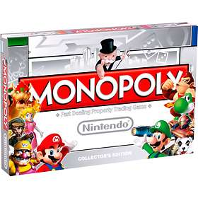 USAopoly Monopoly: Nintendo (Collector's Edition)