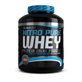 BioTech USA Nitro Pure Whey 2.2kg