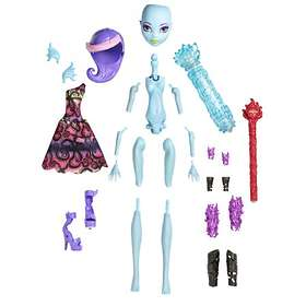 Monster High Create A Monster Color Me Creepy Sea Monster Starter Pack Y7725