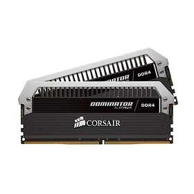 Corsair Dominator Platinum White LED DDR4 3000MHz 2x4GB (CMD8GX4M2B3000C15)