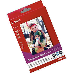 Canon GP-501 Glossy Photo Paper Everyday Use 170g 10x15cm 100stk