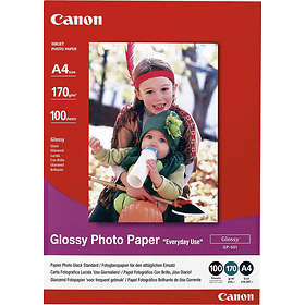 Canon GP-501 Glossy Photo Paper Everyday Use 170g A4 100stk