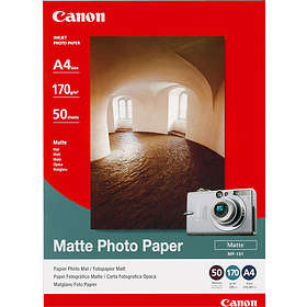 Canon MP-101 Matte Photo Paper 170g A4 50stk