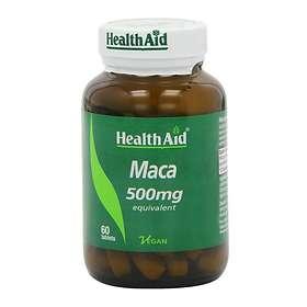 HealthAid Maca 500mg 60 Tablets