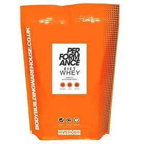 Bodybuilding Warehouse Performance Diet Whey V2 1kg